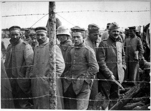 JCANGELCRAFT Hard Truths on Human Rights World War I - Concentration Camp