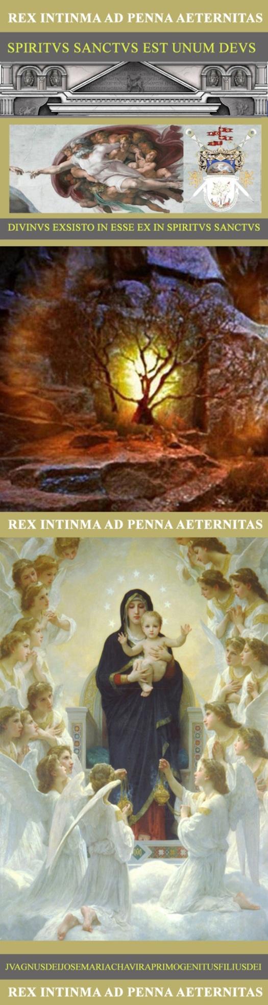 A Santíssima Trindade do Primeiro Mistério ea integridade da fé