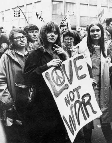 Hard Truths for Human Rights - Love Not War