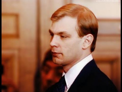 Jeffrey Dahmer Rare Interview